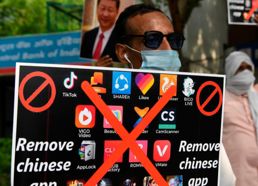 chinese tech companies shut out in india as tension keeps rising