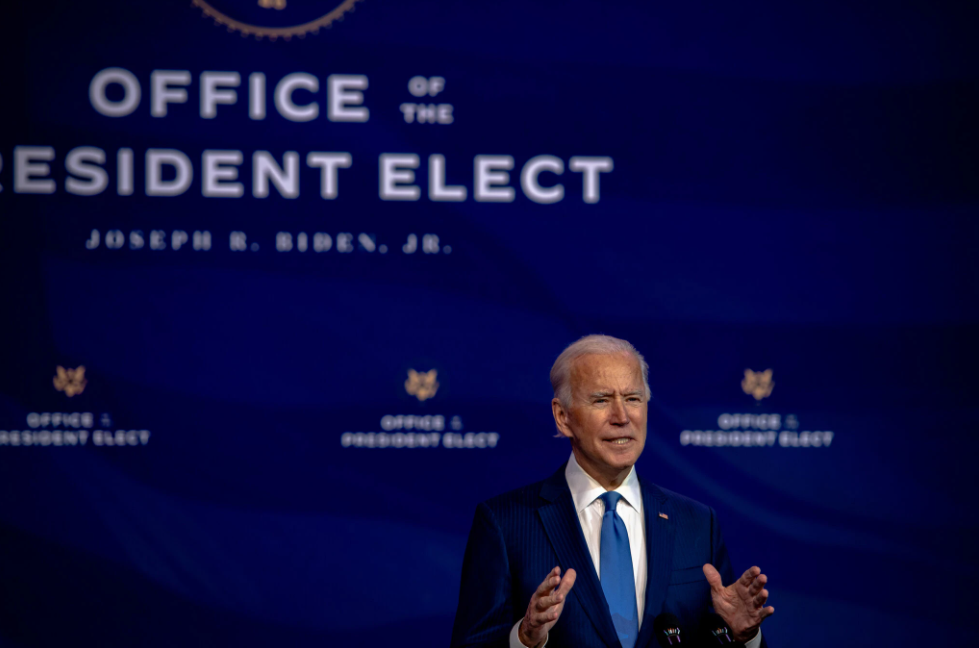 Electoral College makes it official: Biden won, earning 306 votes