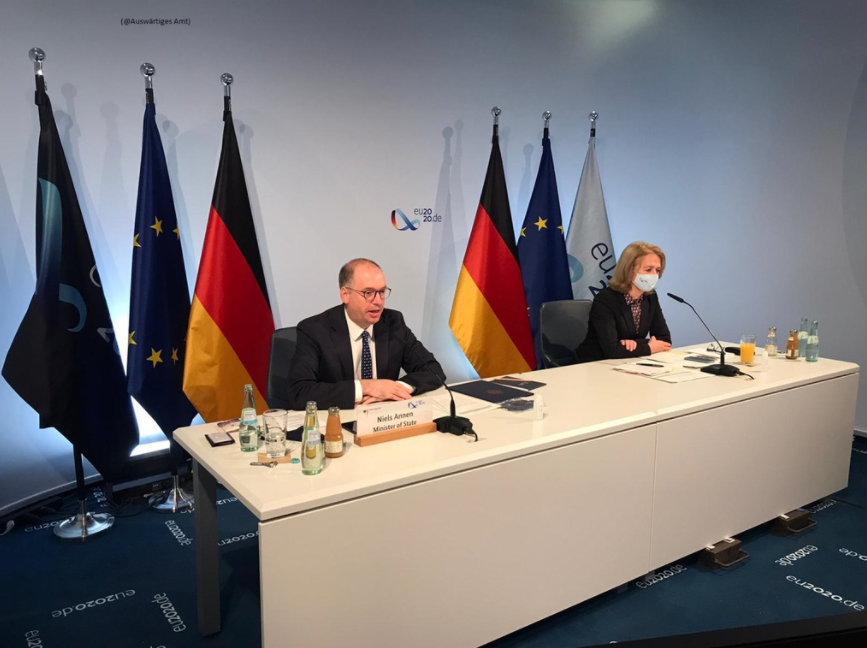 germany commits 6 million usd to asean covid 19 response fund