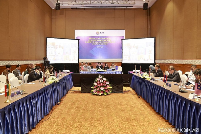 asean maritime cooperation saw significant outcomes amidst covid 19