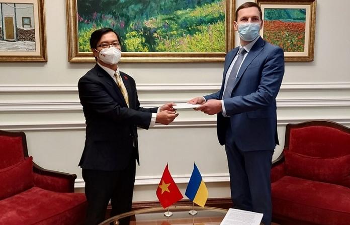 ukraine appreciates friendship and cooperation with vietnam