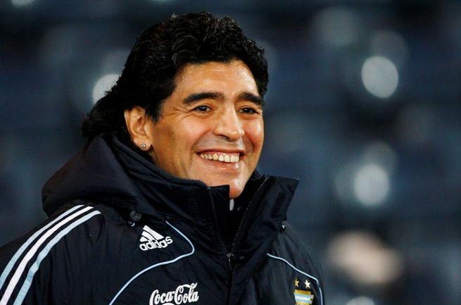 football icon maradona to be embalmed and put on show