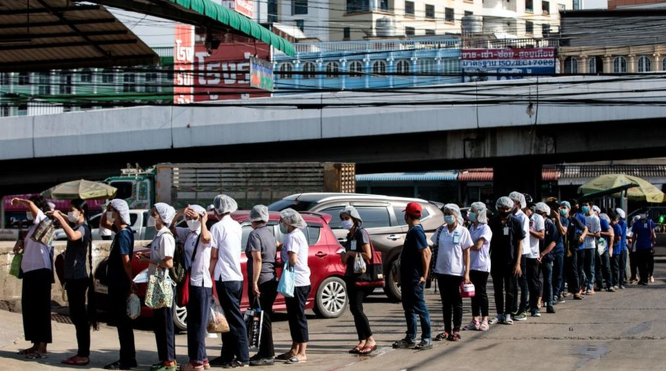 latest covid 19 updates thailand tally surges japan shortens business hours