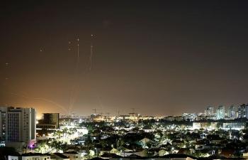 Vietnamese embassy staff in Israel report sleepless nights in 'rocket storm'