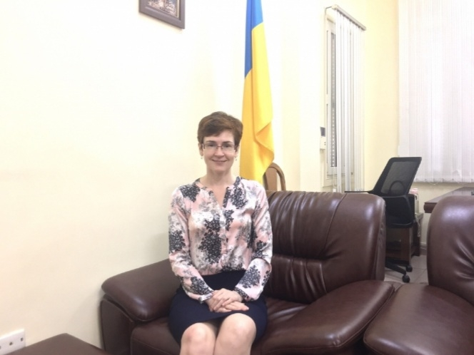 "Chargé d""affaires of Ukraine Embassy in Vietnam: I believe in the decision of Vietnamese voters."