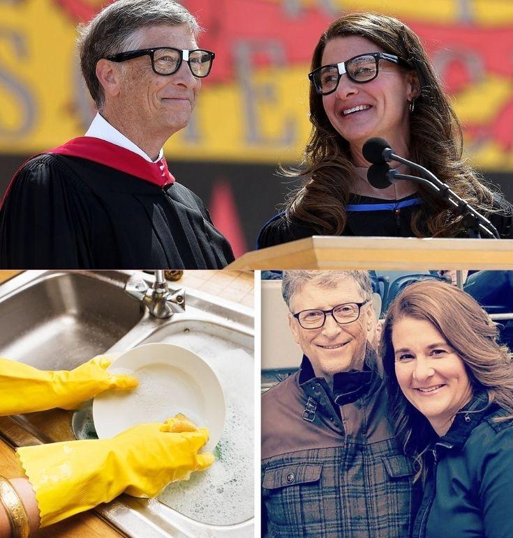 Bill and Melinda Gates divorce stirs debate on men doing dishwashing in Vietnam