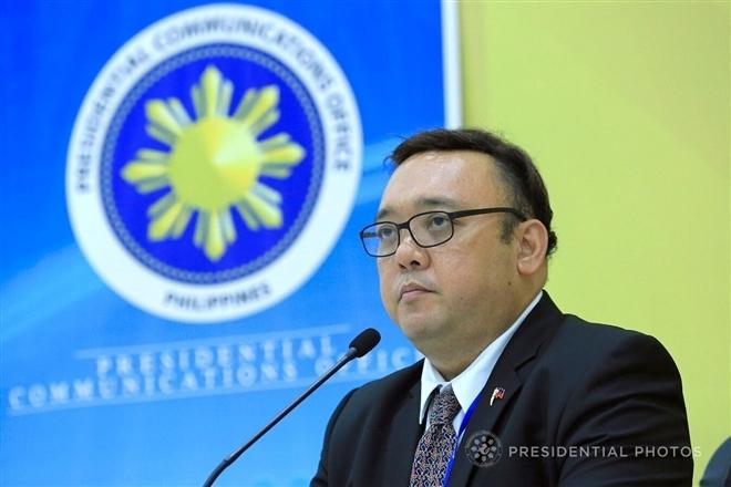 Presidential Spokesperson Harry Roque: Philippines never in possession of Julian Felipe Reef