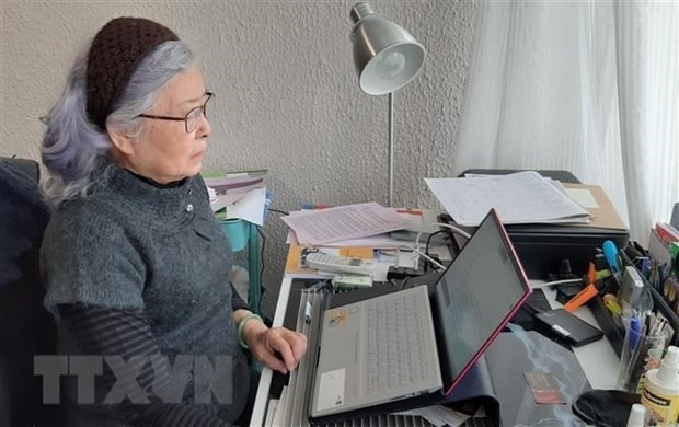 Vietnam association for AO victims backs Tran To Nga's lawsuit