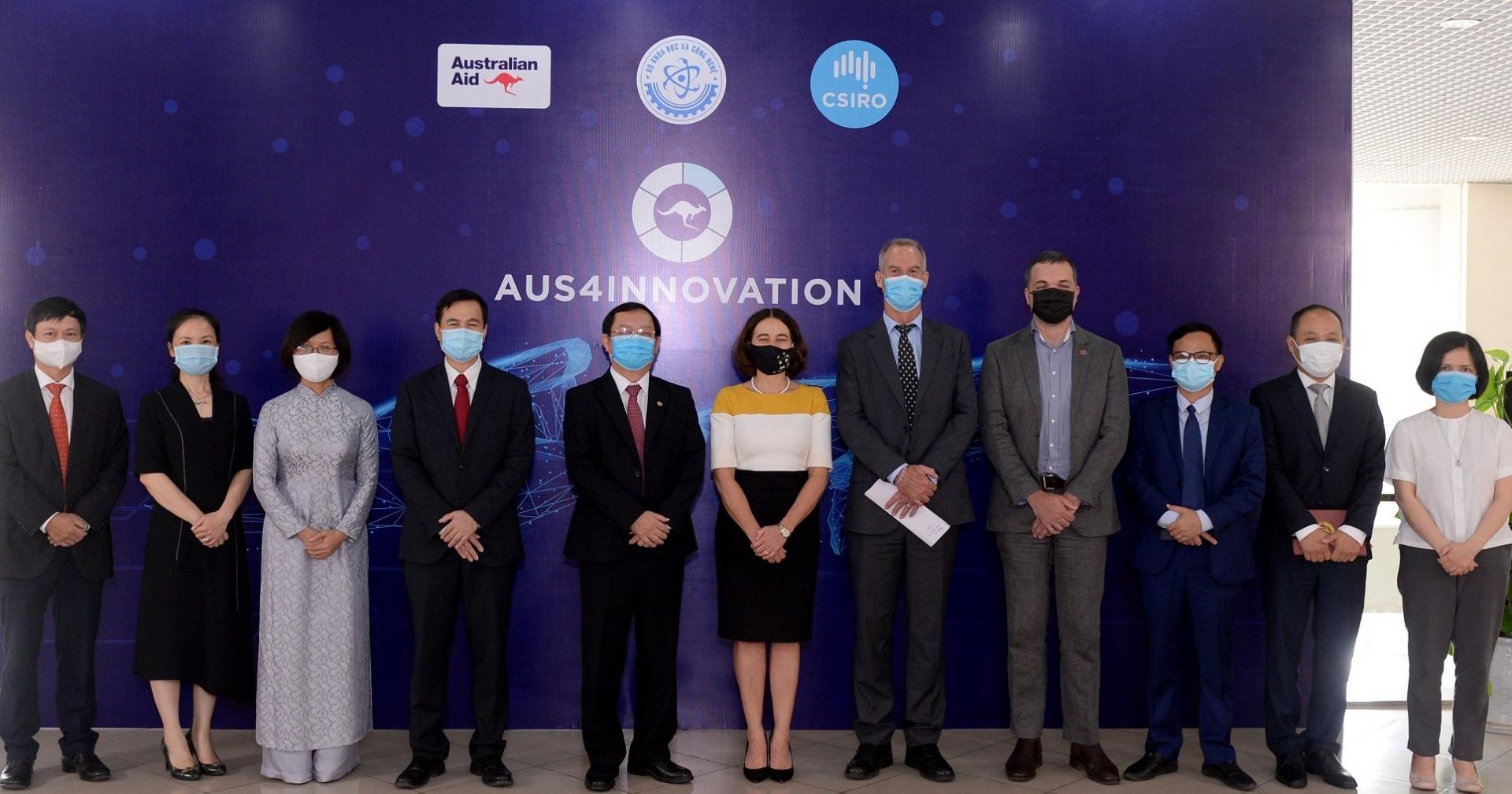 Australia supports Vietnam in innovation under partnership program