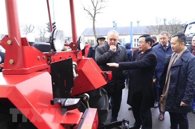 Belarusian Ambassador: I find familiarities in Vietnam's election