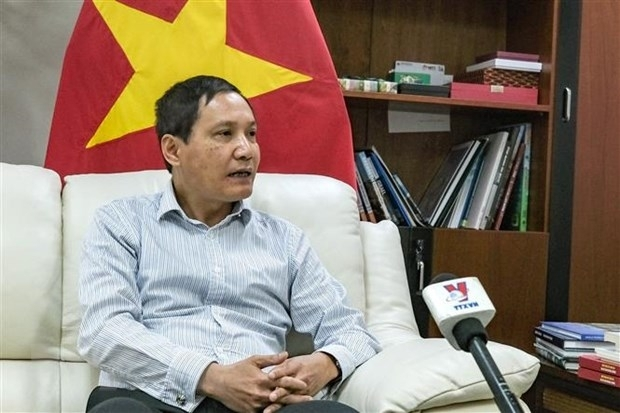 Vietnamese embassy in Israel prioritizes the safety of overseas citizens