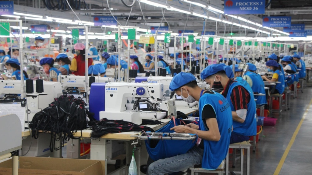 Bac Giang's industrial parks to resume production amid Covid-19 wave