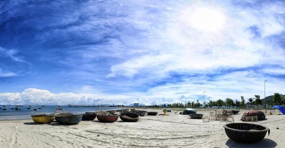 An Bang and My Khe named among TripAdvisor's best beaches in Asia