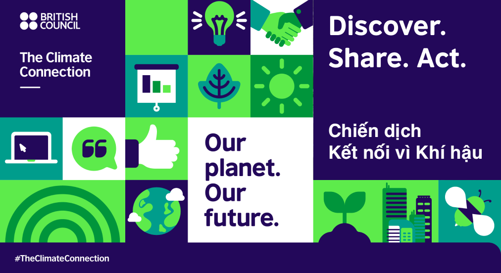 British Council launches Climate Connection global campaign