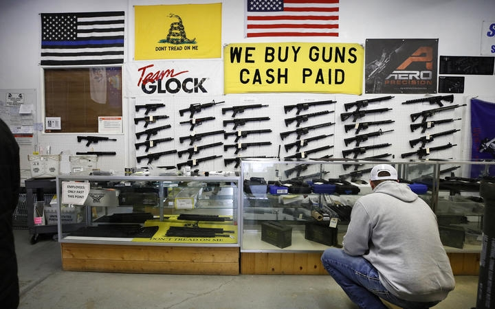 US federal judge overturns California's ban on assault weapons