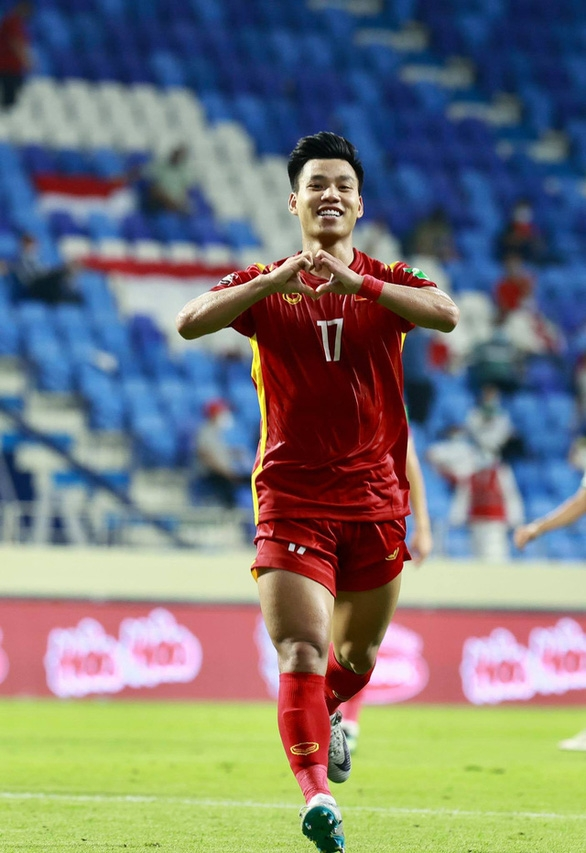 Vietnam-Indonesia match at World Cup Asian qualifiers attracts 2 million views on internet