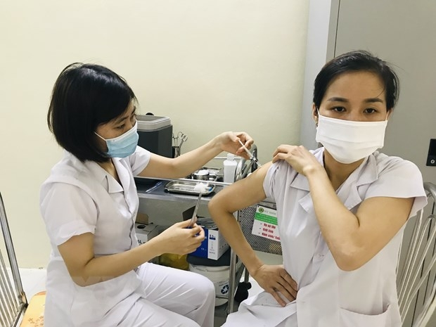 First Pfizer vaccine expected to arrive in Vietnam next month