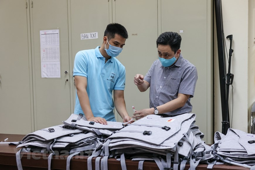 Made in Vietnam: Cool Jackets helps frontline medical workers in Covid hot spots