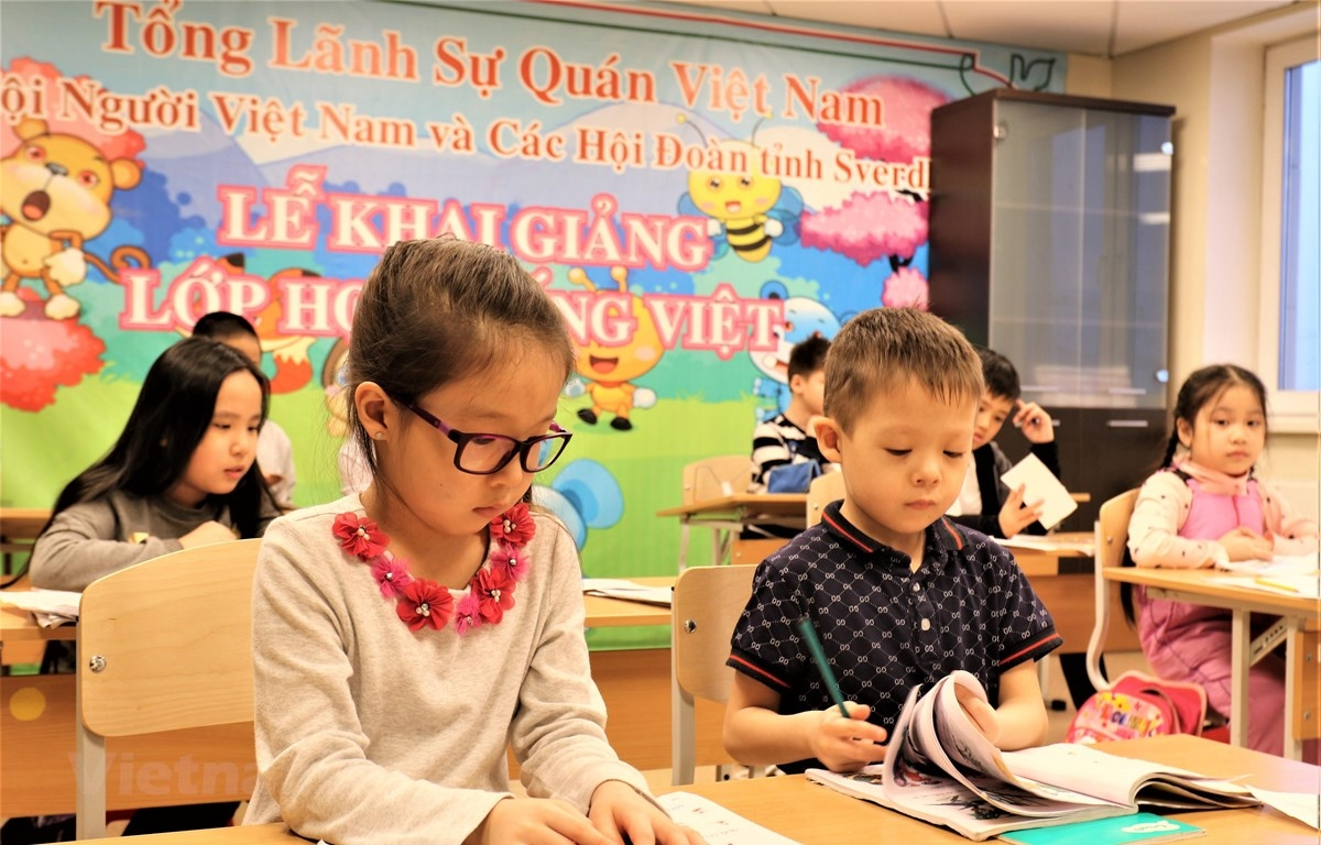 Teaching Vietnamese Abroad: A Colorful Challenge