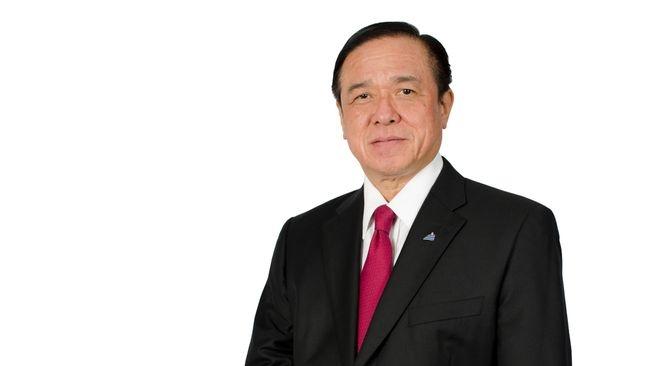 Arief Harsono, CEO of Samartor, has died of Covid-19. Photo CNN Indonesia