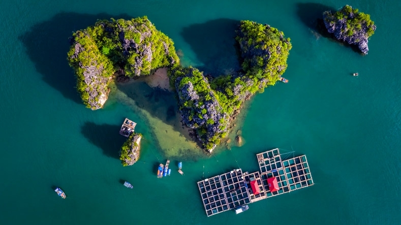 Vietnam's Cua Van Among Most Beautiful Fishing Villages In The World
