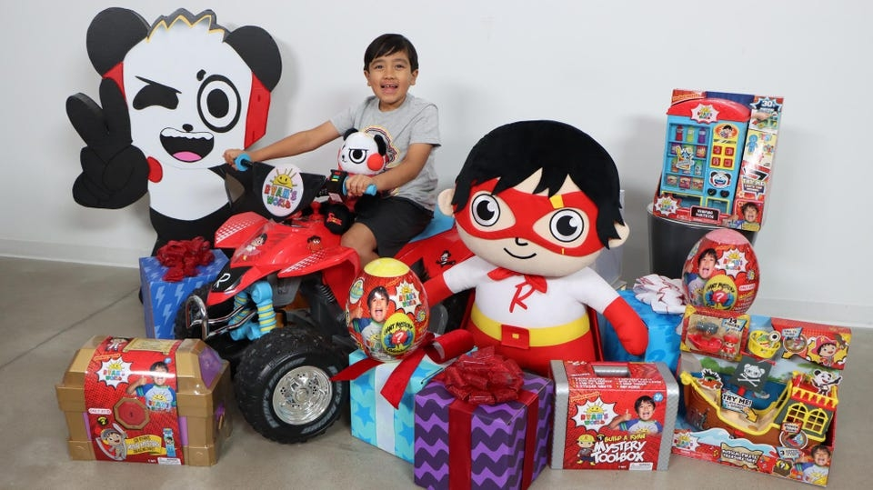 Who Is Ryan Kaji – The World's Highest Paid Youtuber At The Age of Nine?