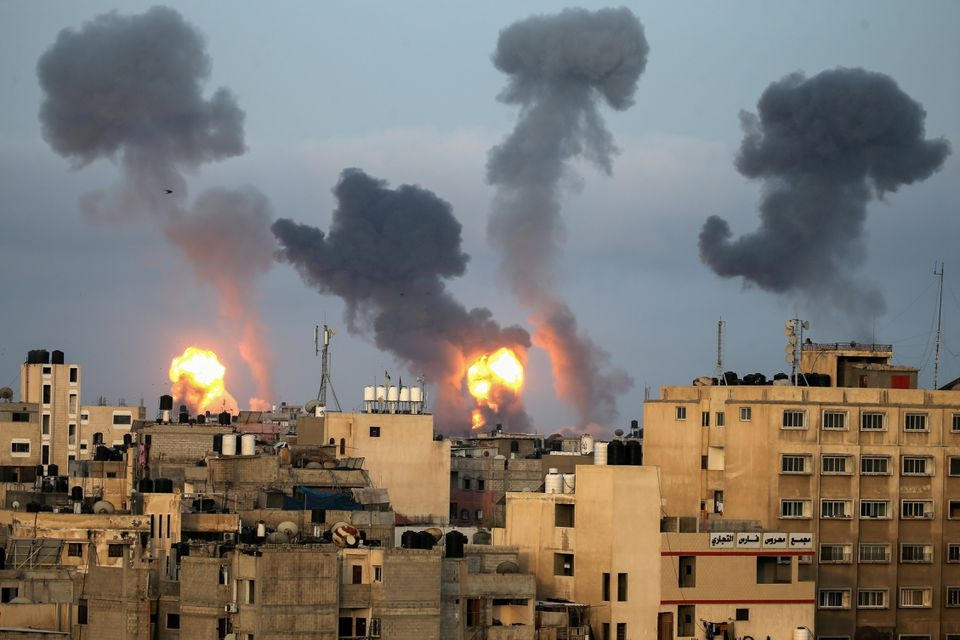 Vietnamese Citizens Living In Israel: War With Hamas Is More Scary Than Covid