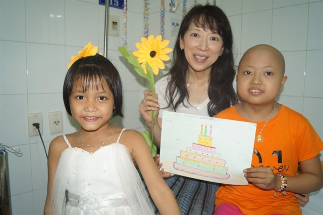 Japanese Mother Spends 16 Years Helping Children With Cancer In Vietnam