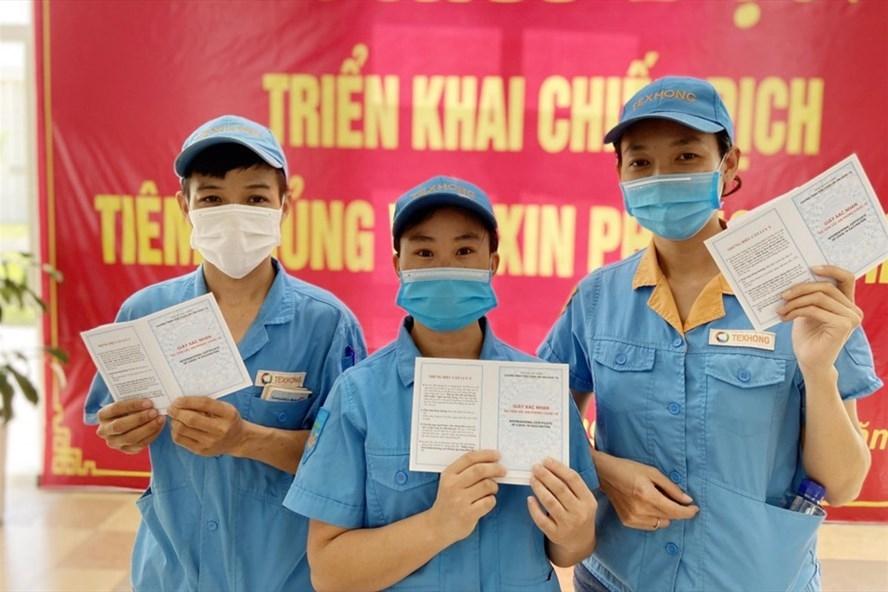 Photo Vietnam Labour Federation