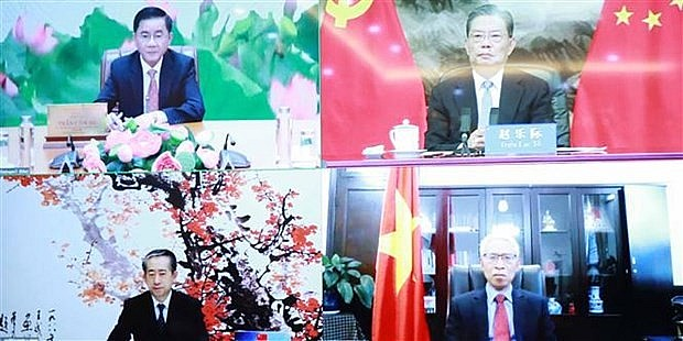 Vietnam and China fosters cooperation to carry out joint agreements