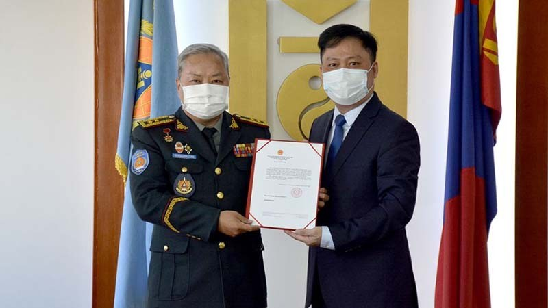 Vietnam donates 50,000 USD to help Mongolia in the fight against Covid-19