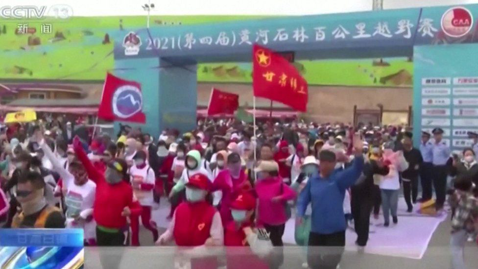 Deathly ultra-marathon in China: 21 runners killed