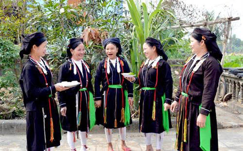 The ancient songs of Tuyen Quang