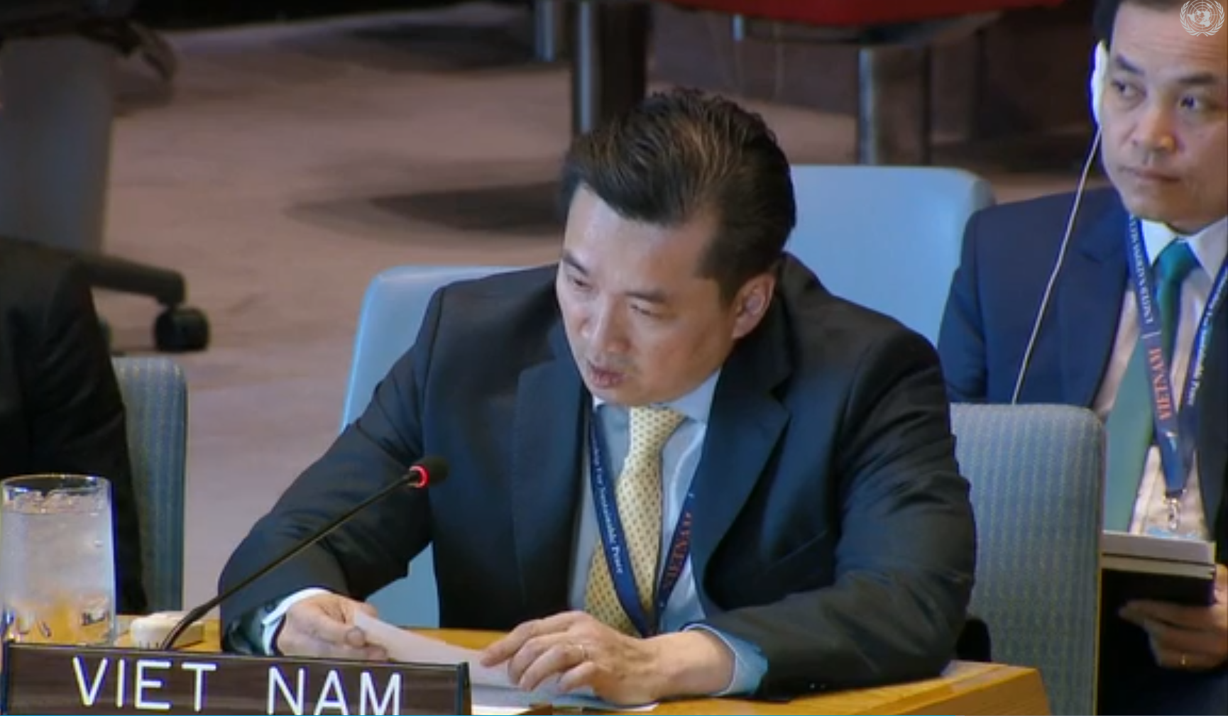 Vietnam urges countries to pledge to protect civilians during conflicts