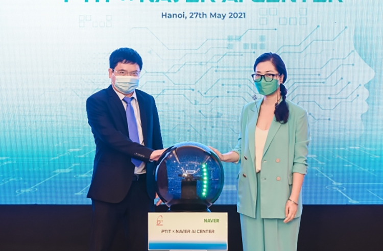 2nd international AI lab launches in Vietnam