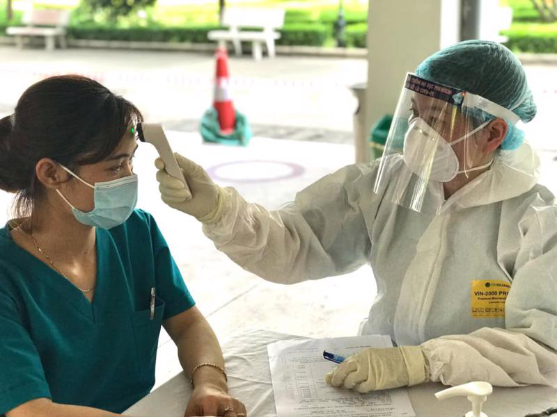 Vietnam Covid-19 News: Bac Ninh to use all vaccines provided before June 10