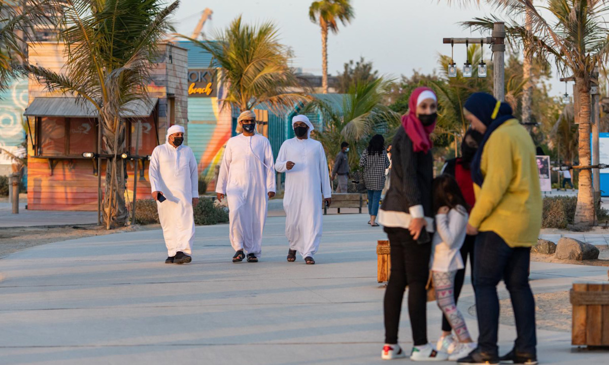 Vietnamese in the United Arab Emirates feeling at ease amidst pandemic