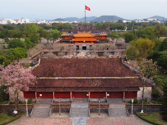 Archeological excavation to be carried out at Palace of Nguyen dynasty