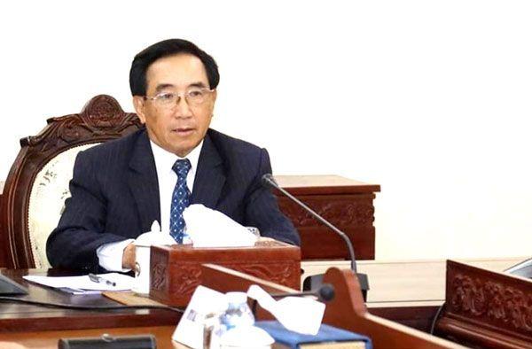 Laos donates US$ 30,000 in aid to Vietnam's COVID fight