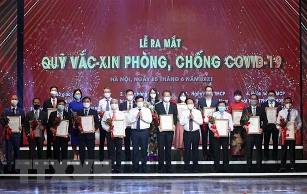 International organizations highly value Vietnam's COVID fund