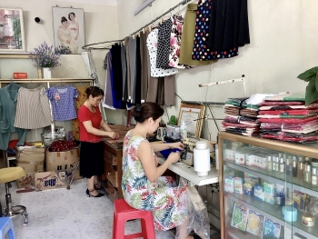Weaving the dream for Agent Orange victims: The lifetime work of an iron lady