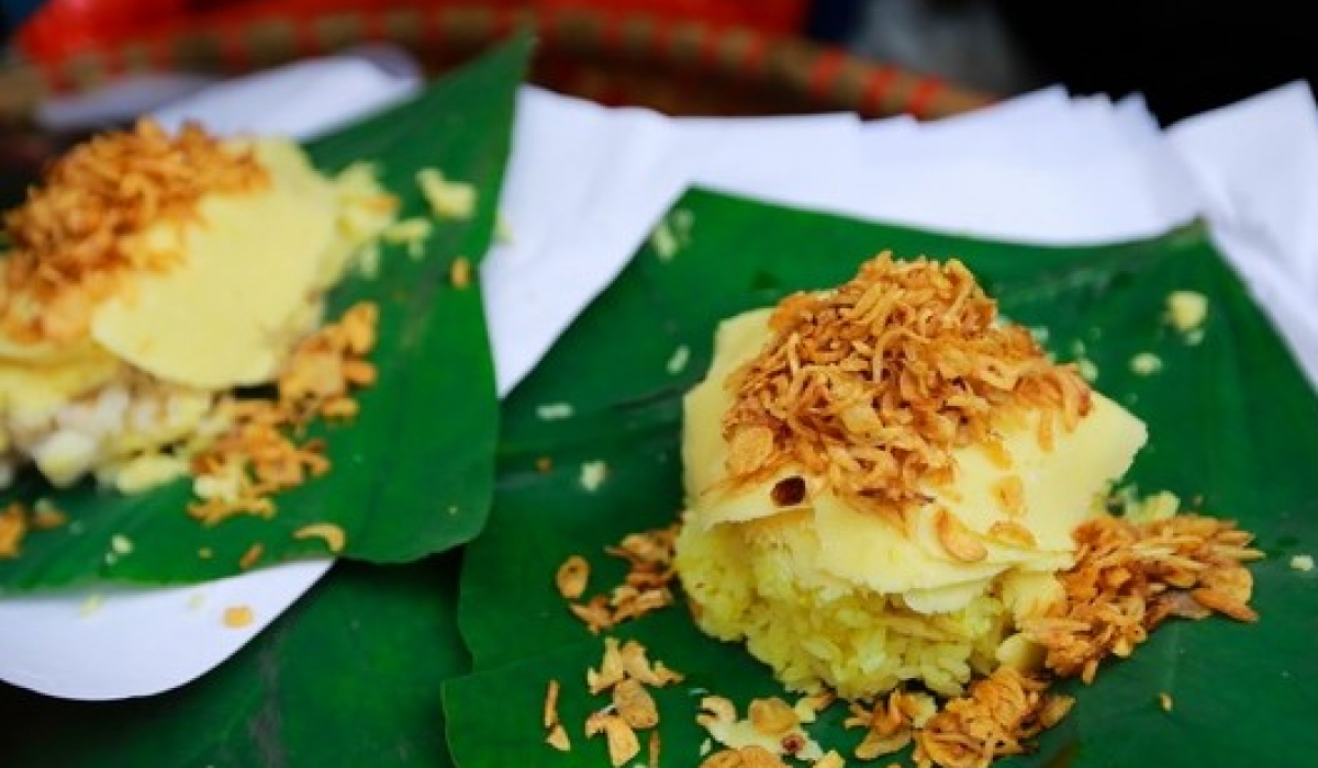 Six must-try dishes from sticky rice in Vietnam