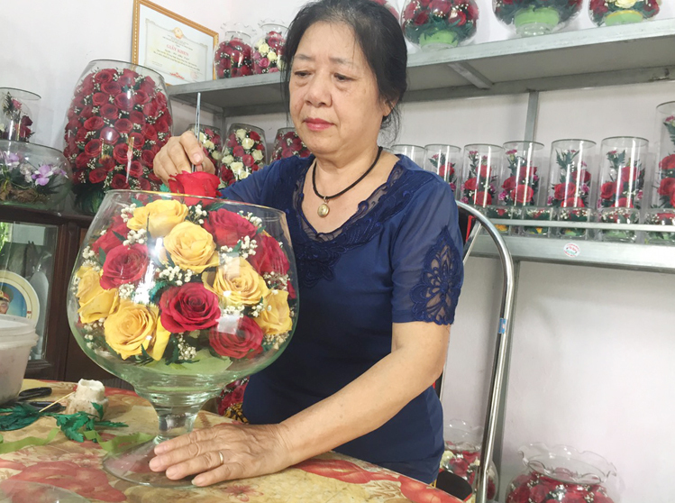 Oversea Vietnamese housemaid gets rich at 50 years old