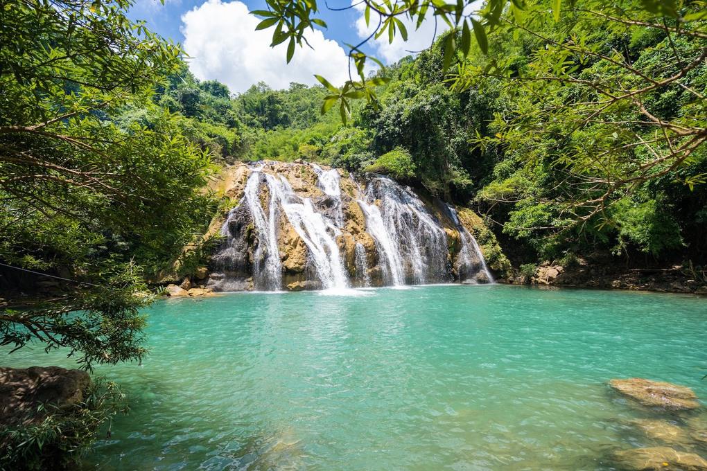 Ta Puong Waterfall – An ideal destination for adventurous travellers