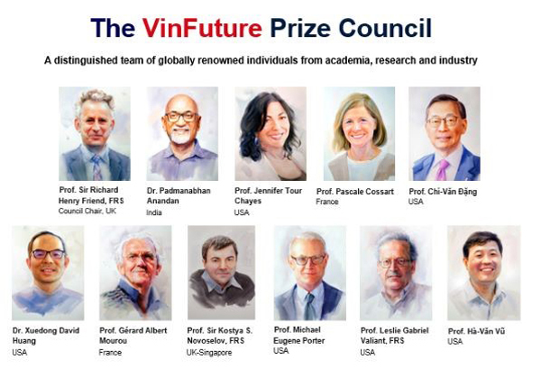 Vietnam's first-ever global prize in science and technology attracts world's leading scientists