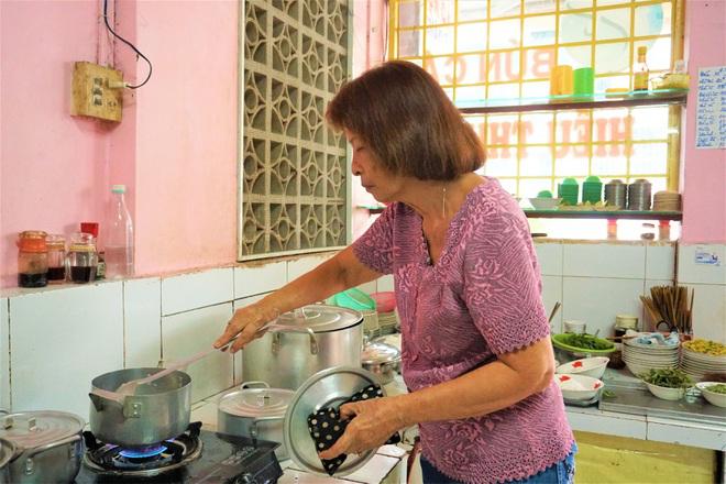 Couple's fish noodle soup a Top 50 dish in Vietnam