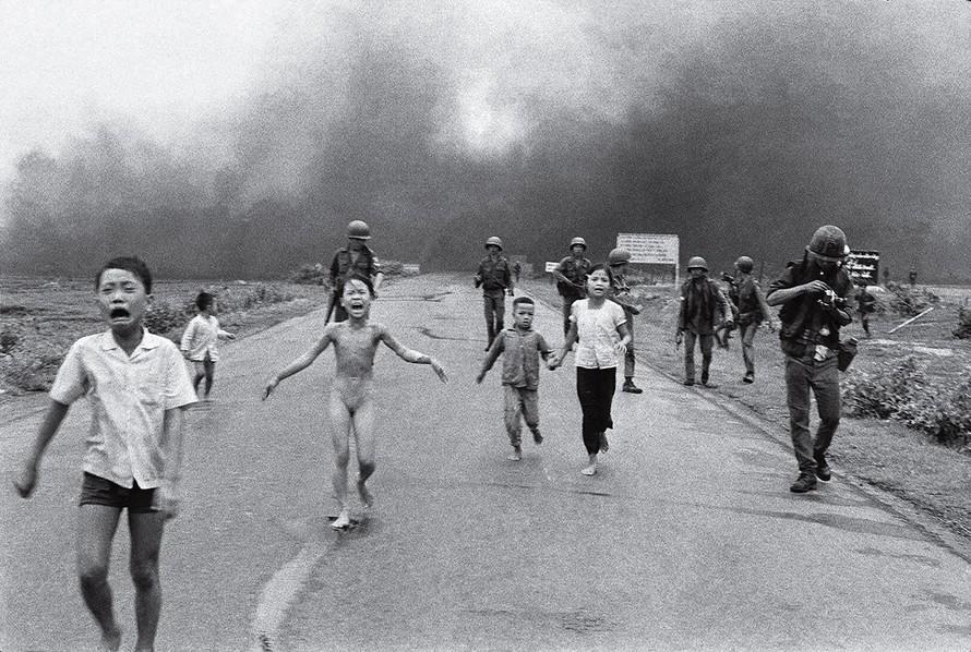 Five grim photos that shook the world