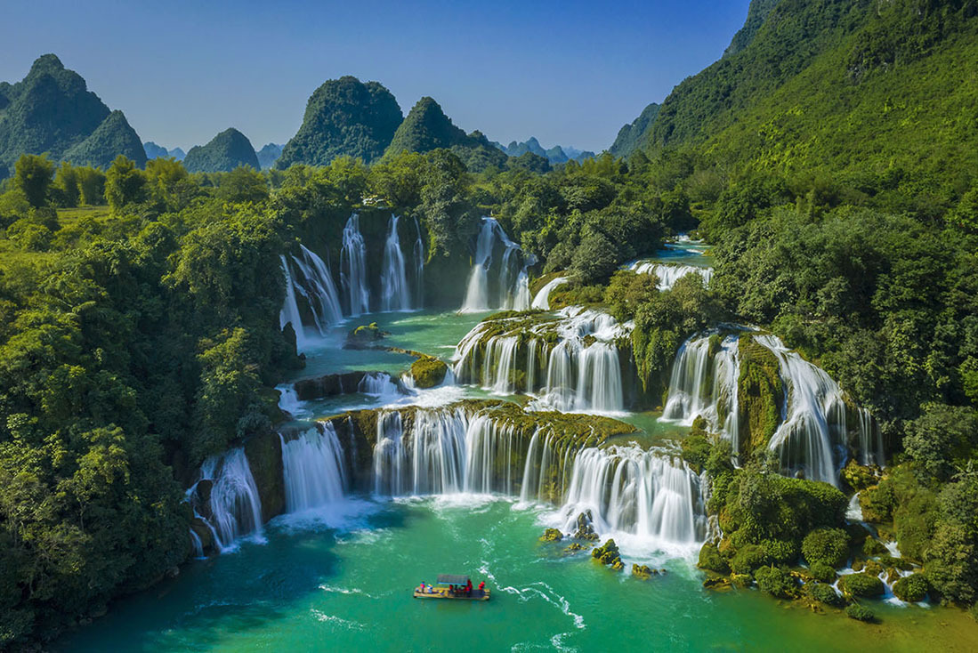 Must-see destinations in Cao Bang province