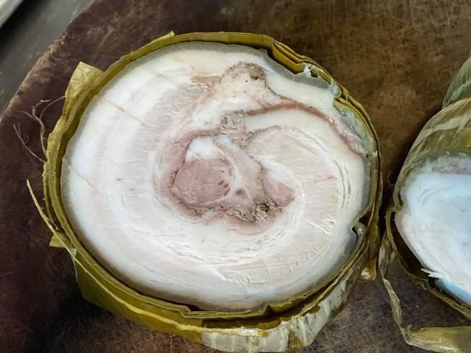 Unique specialty made from delicious pork in Thai Binh province