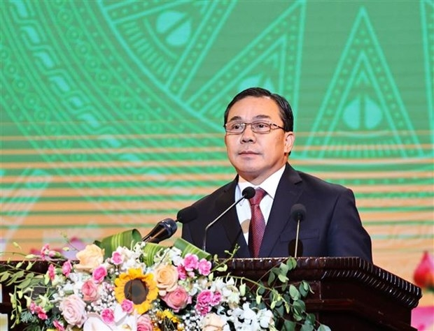 Laos Ambassador: Vietnam's Covid Response Sets Example to Other Countries